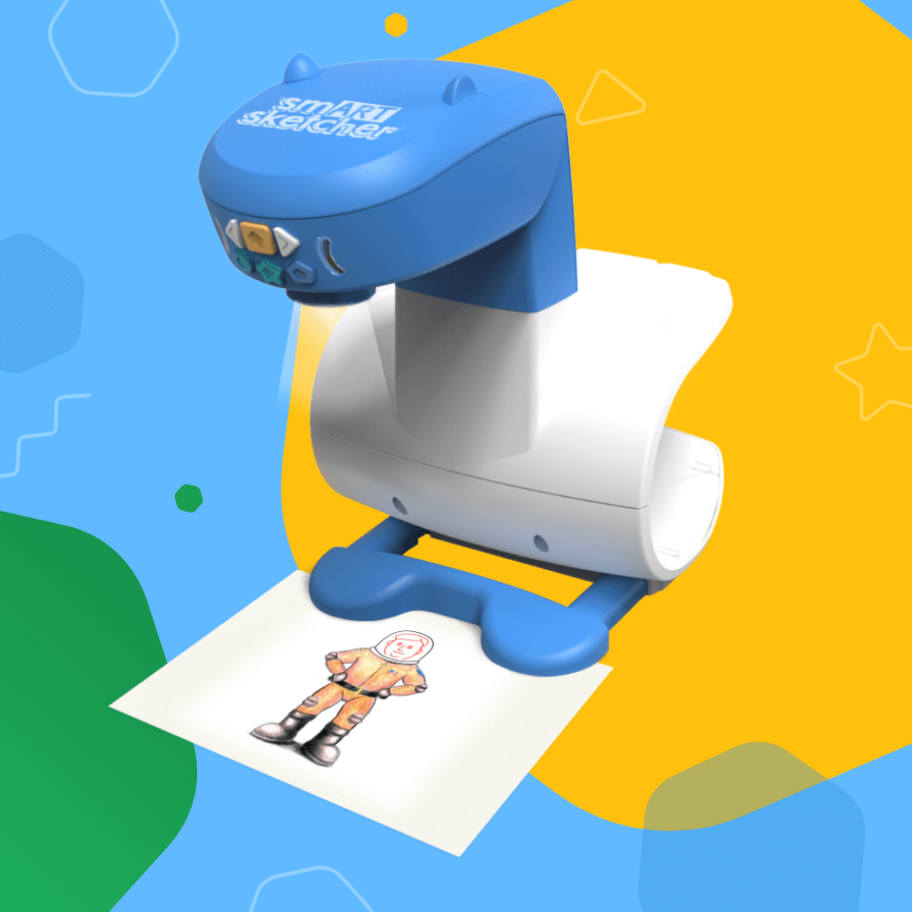 Smart Sketcher IoT toy for kids